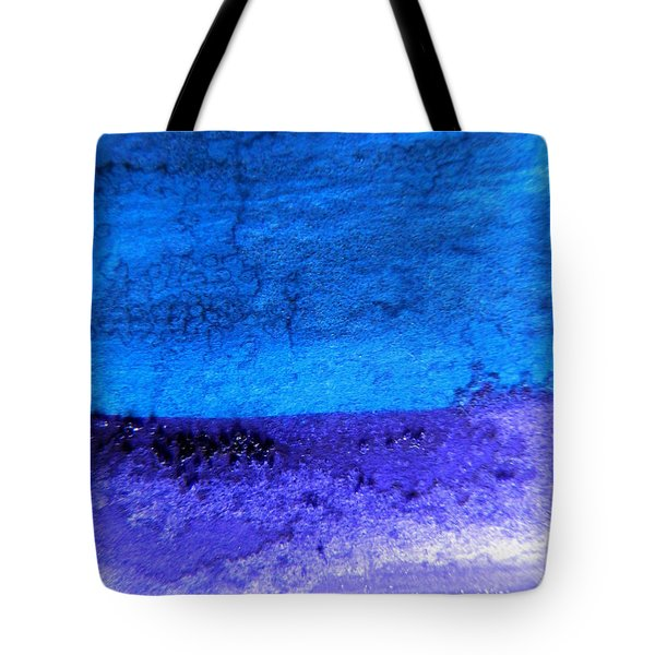 Something Blue Tote Bag by Andrea Anderegg