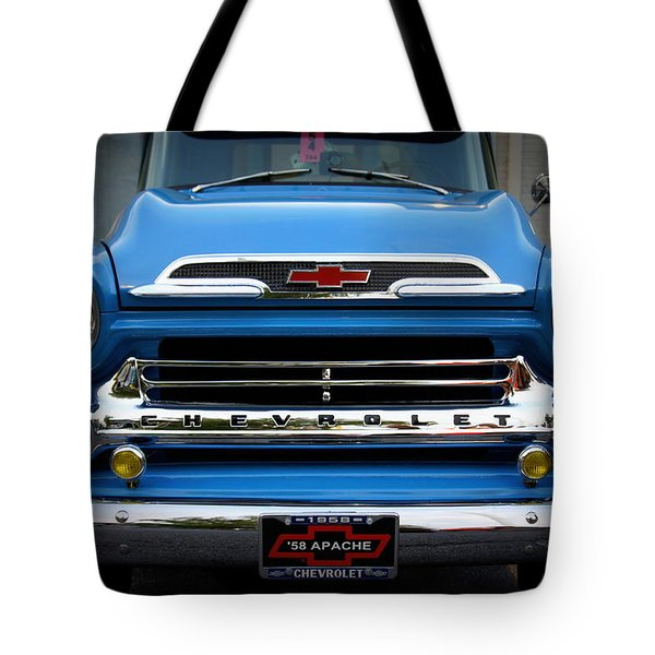 Something Bout A Truck Tote Bag