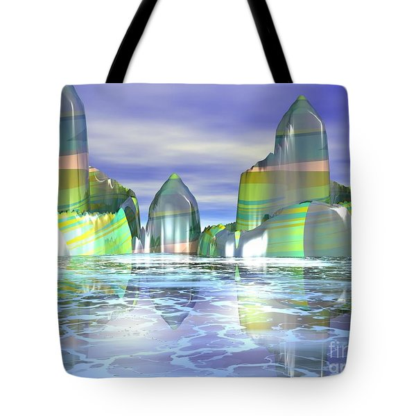 Something Colorful Tote Bag