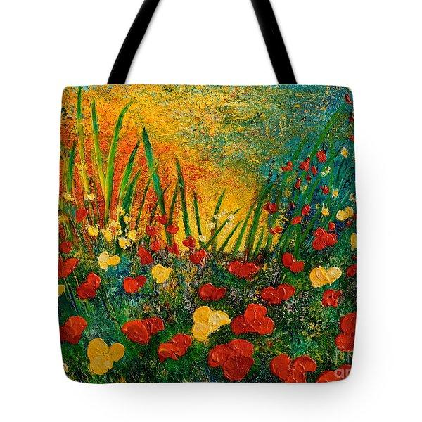Something I Love Tote Bag