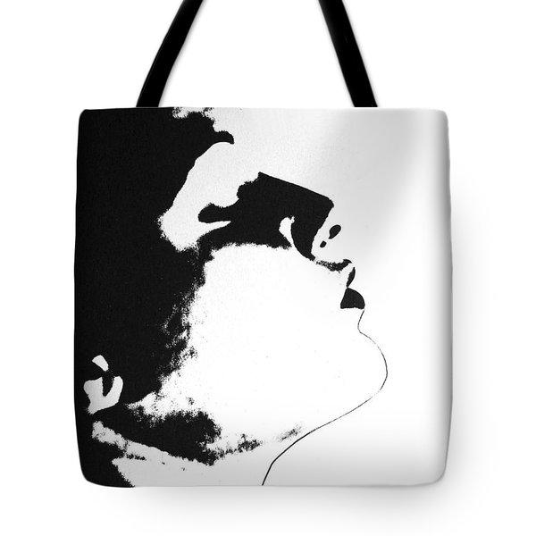 Something In Mind Tote Bag