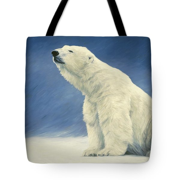 Something In The Air Tote Bag