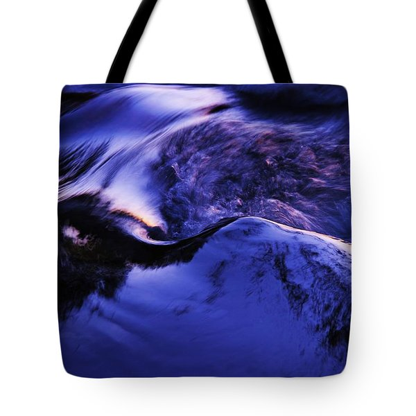 Tote Bag featuring the photograph Something In The Way She Moves by Sean Sarsfield