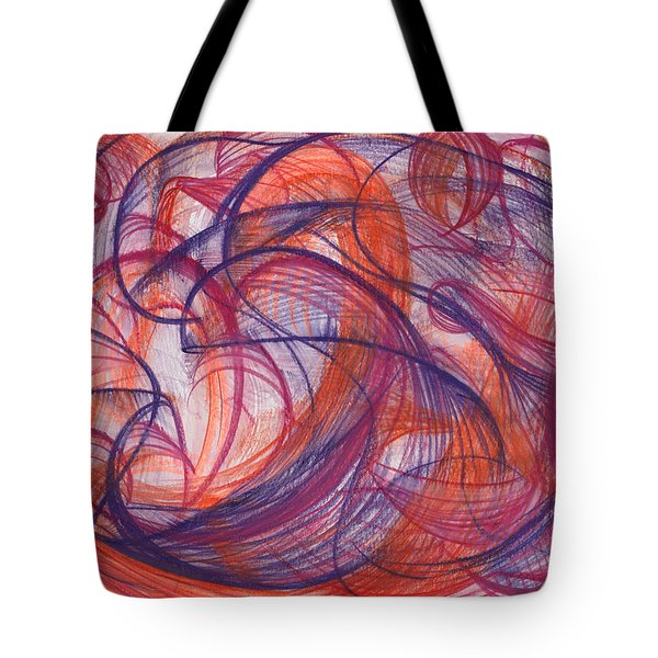 Something Larger Tote Bag