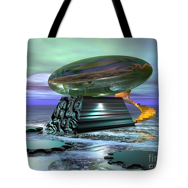 Something Shiny Tote Bag