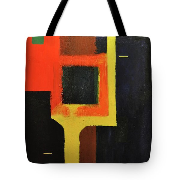 Something To Do With Light Tote Bag by Kimberly Maxwell Grantier