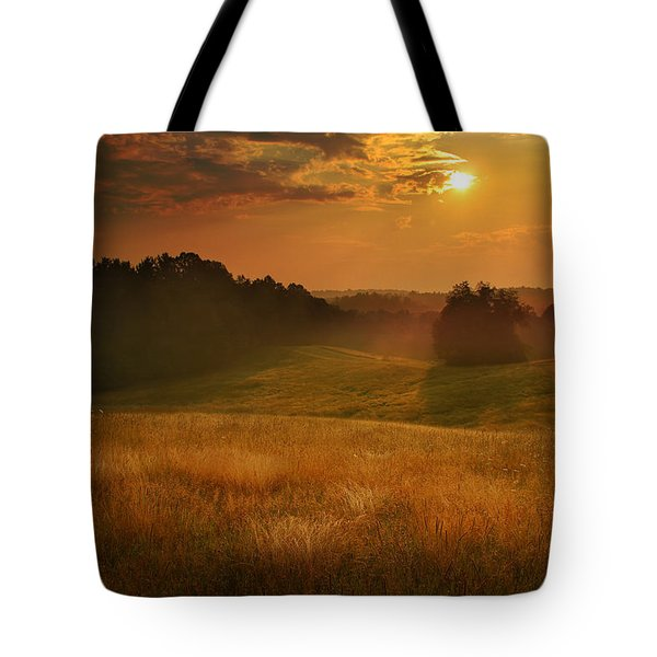 Somewhere In A Dream Tote Bag by Rob Blair