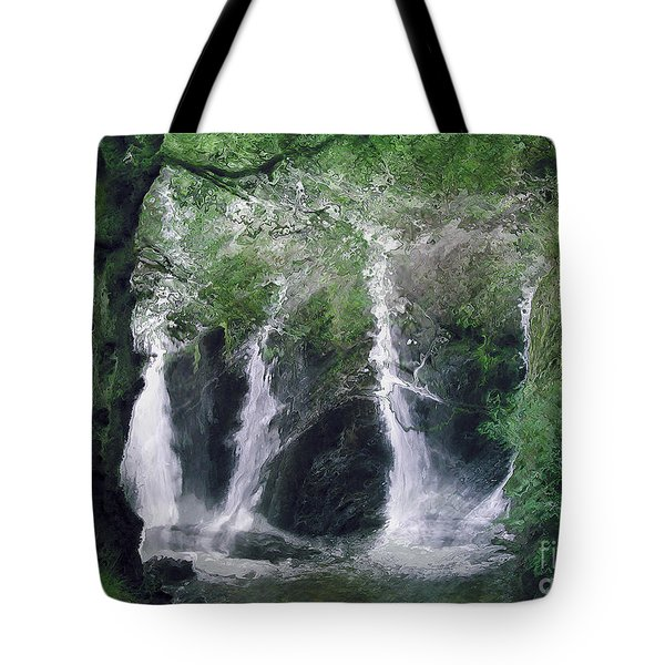 Somewhere Only We Know 2 Tote Bag
