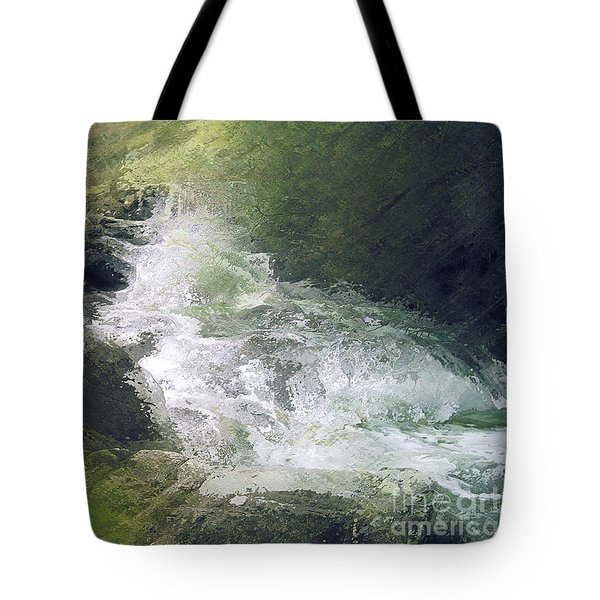 Somewhere Only We Know 3 Tote Bag