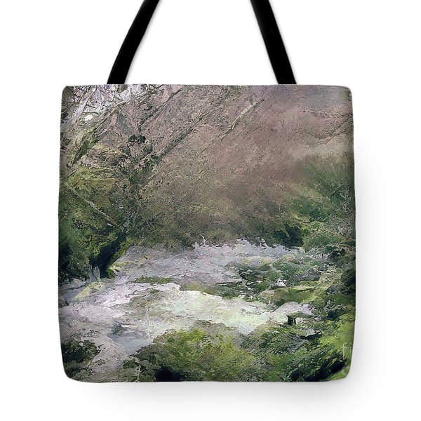 Somewhere Only We Know 4 Tote Bag
