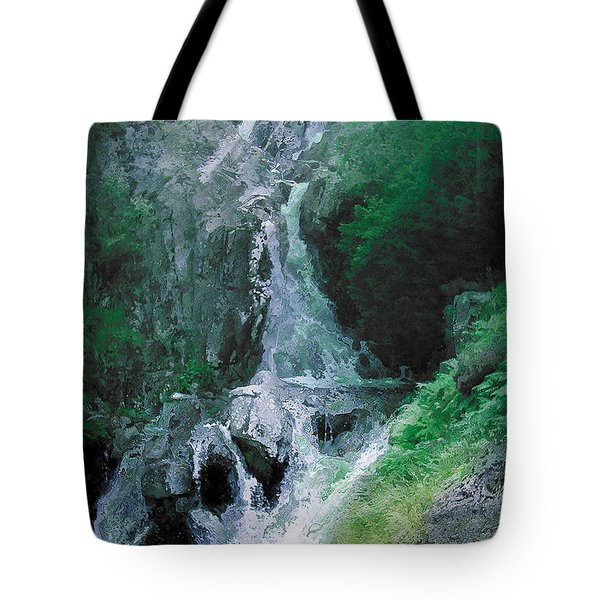 Somewhere Only We Know 6 Tote Bag