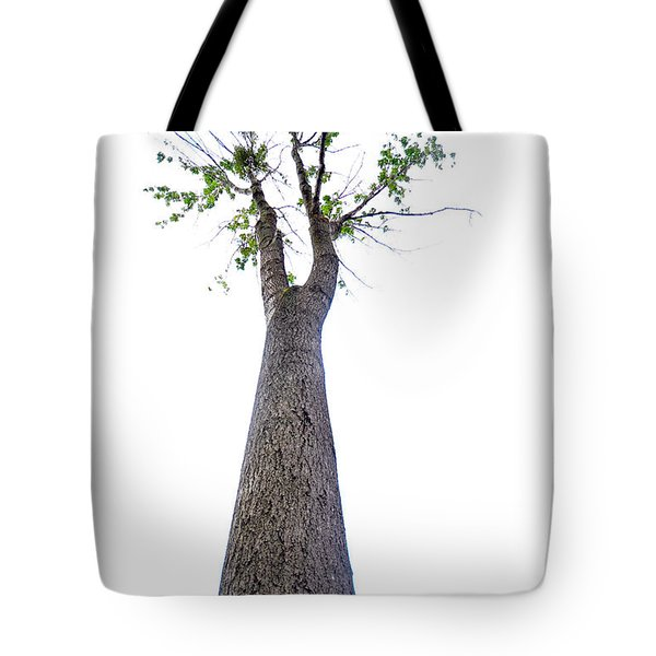 Tote Bag featuring the photograph Somewhere Up There by Randi Grace Nilsberg