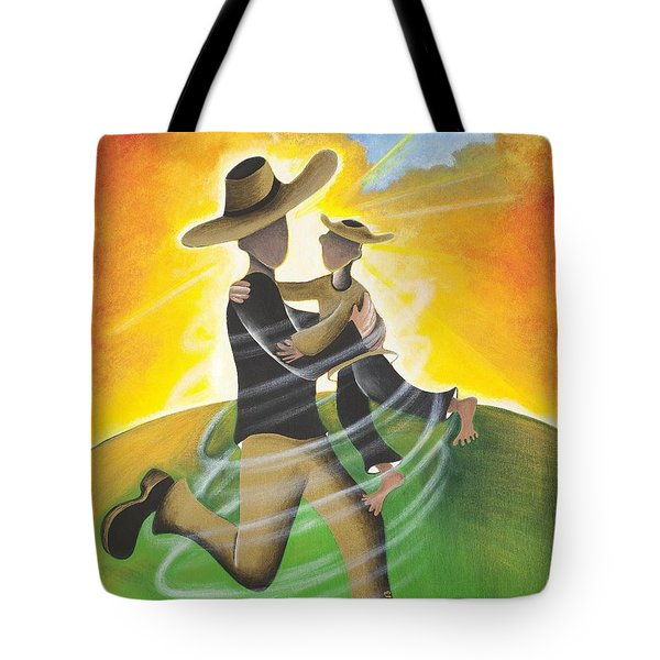 Son Light Tote Bag by Patricia Sabree