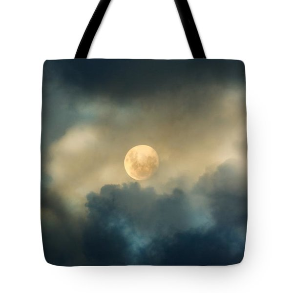 Song To The Moon Tote Bag