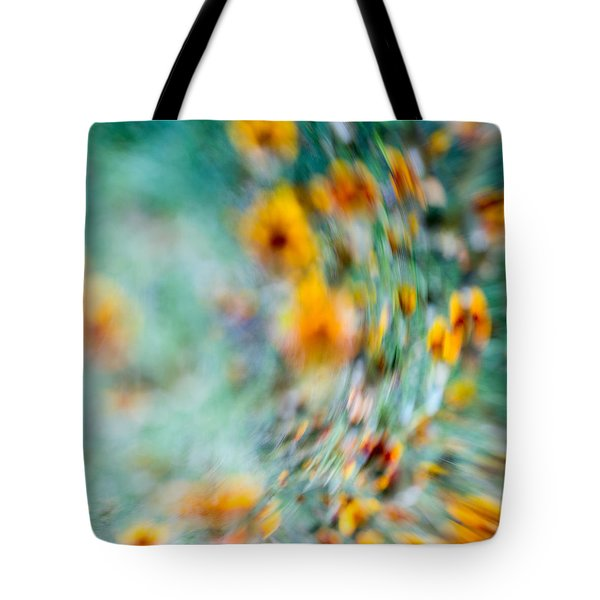 Sonic Tote Bag by Darryl Dalton