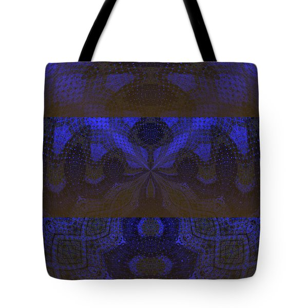 Sonic Temple Tote Bag by Roz Abellera Art