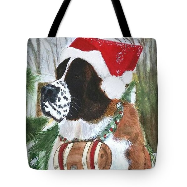 Sonoma To The Rescue Tote Bag by Vickie G Buccini