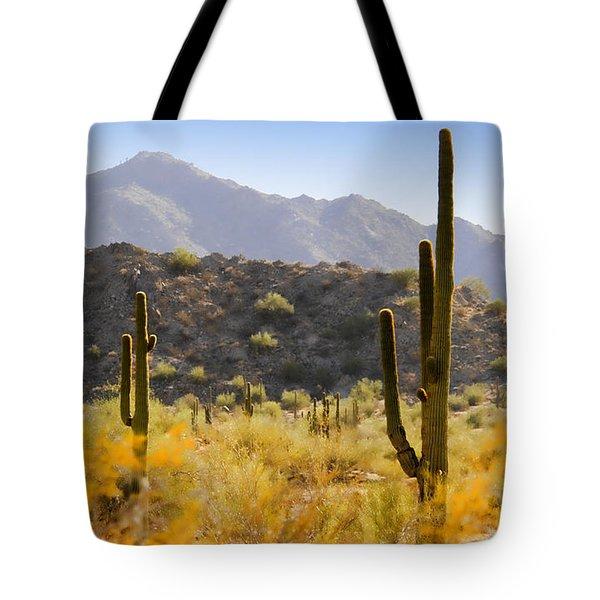 Sonoran Desert Beauty Tote Bag by Betty LaRue