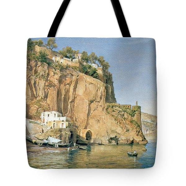 Sorrento Tote Bag by Emanuel Stockler