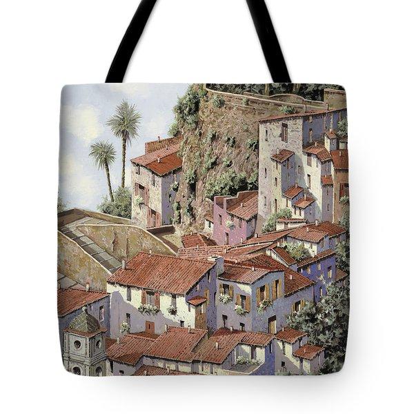 Sorrento Tote Bag by Guido Borelli