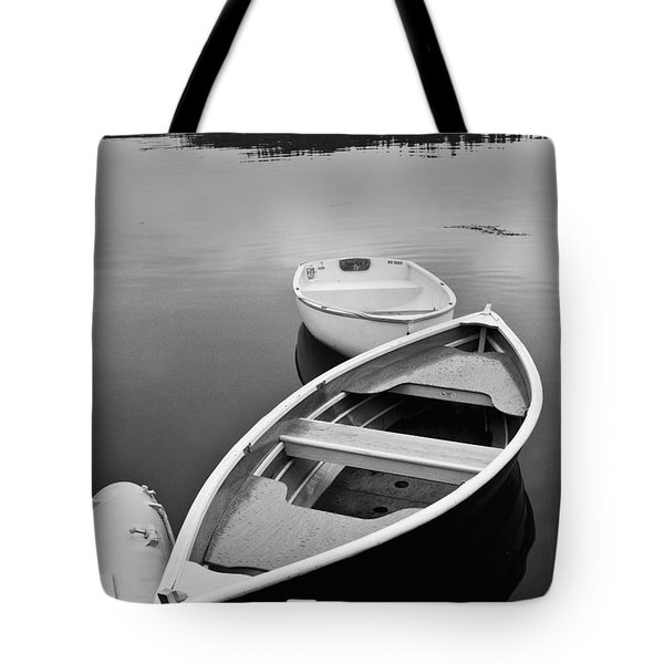 Sorrento Harbor Boats Tote Bag