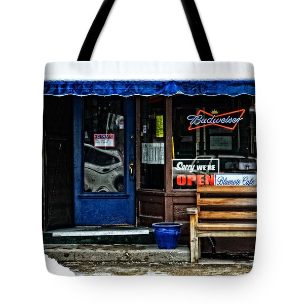 Sorry We're Open Tote Bag