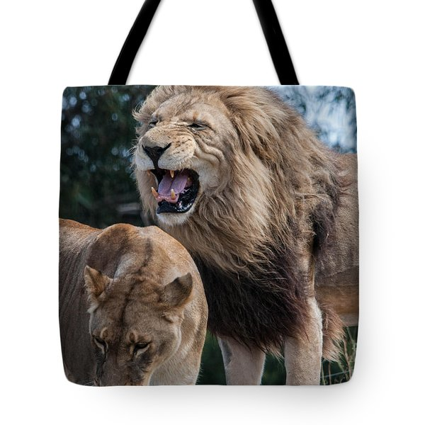 Sorry Your Majesty Tote Bag