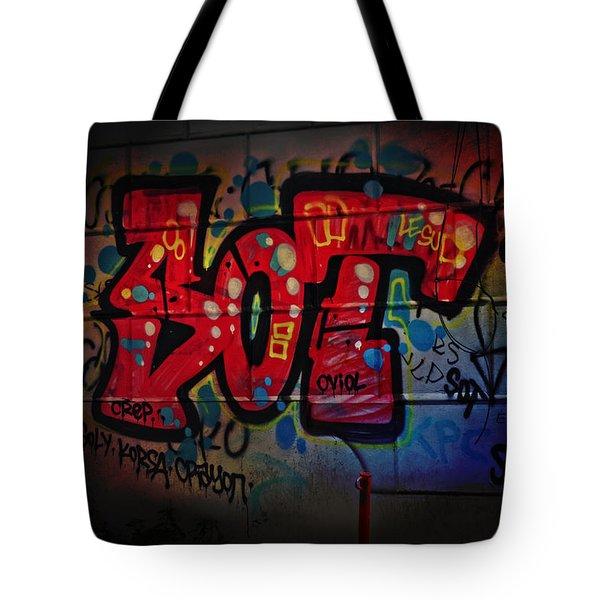 Sot Graffiti - Lisbon Tote Bag