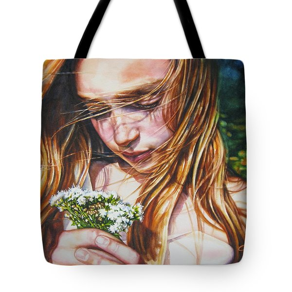 Soul Blossoms Tote Bag