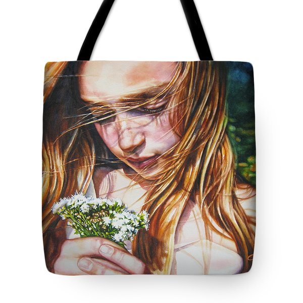 Soul Blossoms Tote Bag