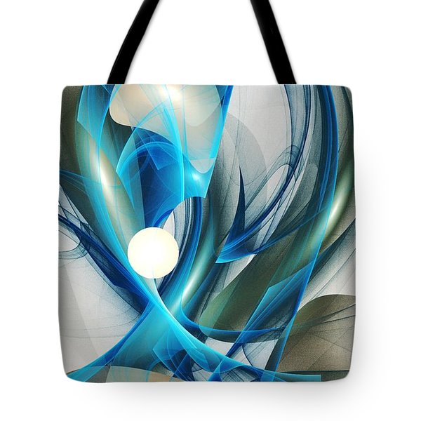 Soul Blueprint Tote Bag by Anastasiya Malakhova