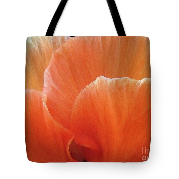 Tote Bag featuring the photograph Soul Desire by Jean OKeeffe Macro Abundance Art
