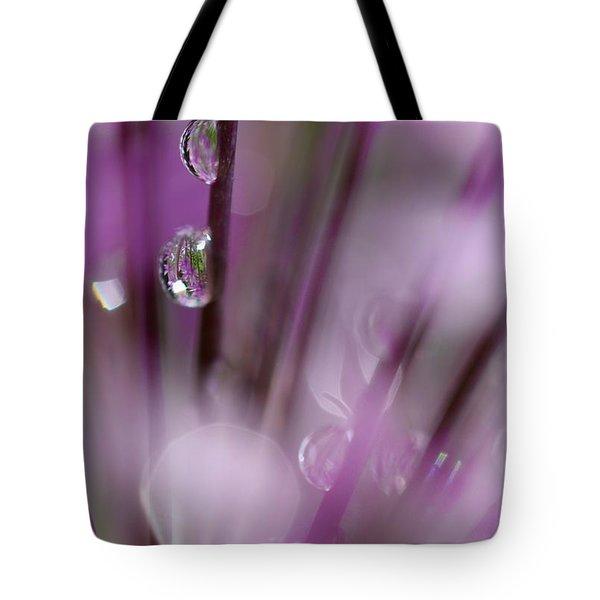 Soul In Rain Tote Bag