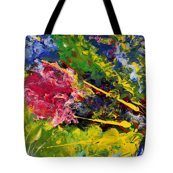 Modern Contemporary Diptych Part 1 Tote Bag