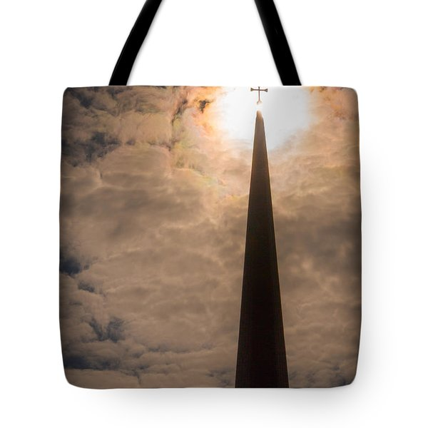 Soul Of The Sun Tote Bag by Tim Bryan
