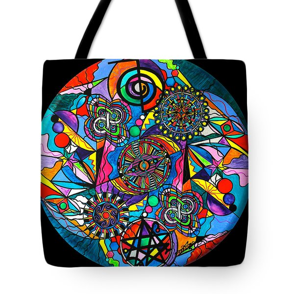Soul Retrieval Tote Bag