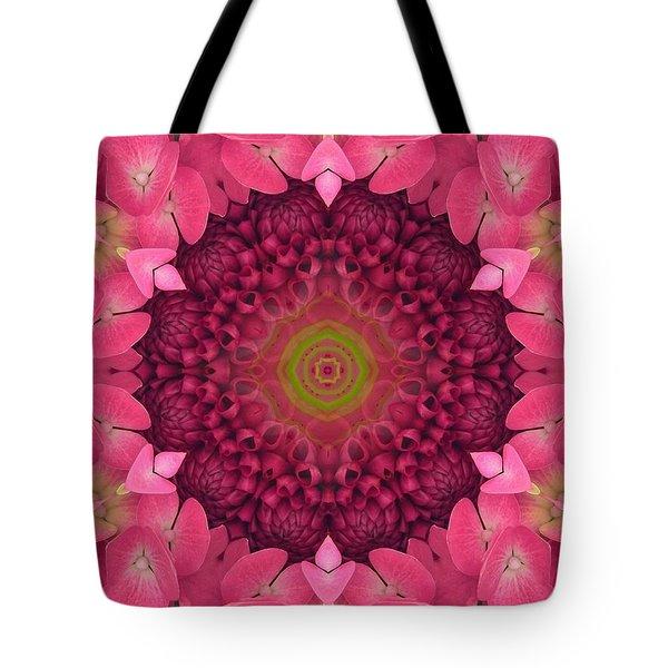 Soul Sister Mandala Tote Bag
