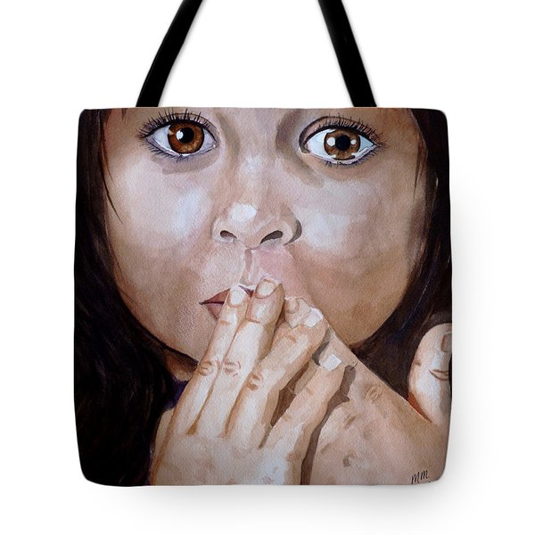 Soul Tears Tote Bag