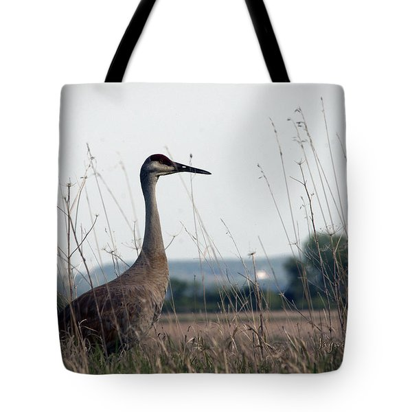 Sound The Alert Tote Bag