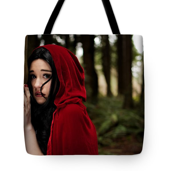 Tote Bag featuring the photograph Sounds In The Woods by Lisa Knechtel