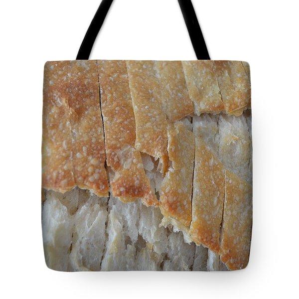 Sourdough Crust Tote Bag