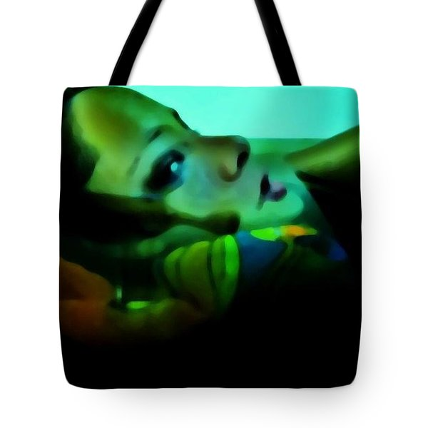 Soused Tote Bag by Jessica Shelton