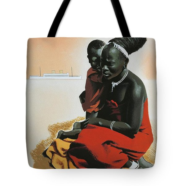 South Africa  Tote Bag by Anonymous