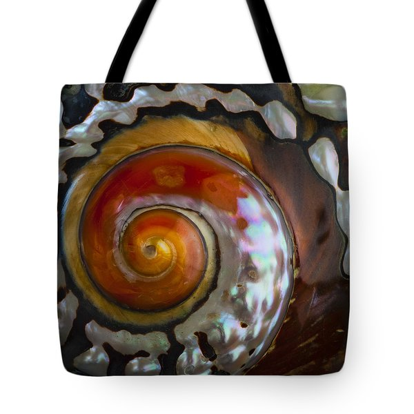 South African Turban Shell Tote Bag