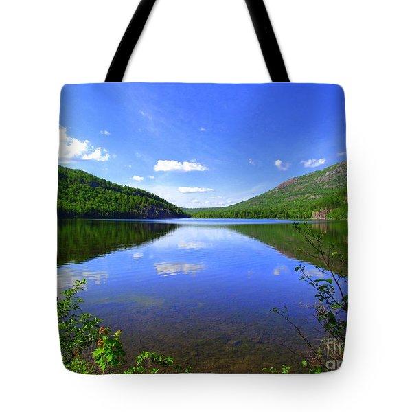 South Branch Pond Tote Bag