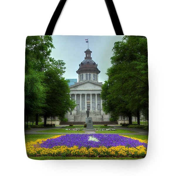 South Carolina State House Tote Bag