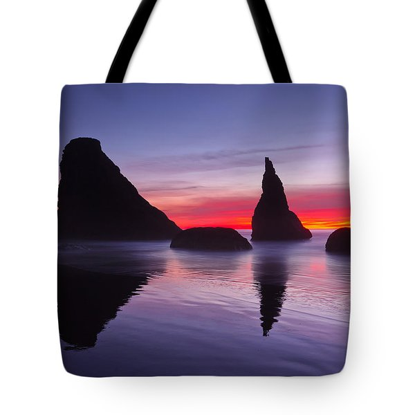 South Coast Reds Tote Bag by Darren  White