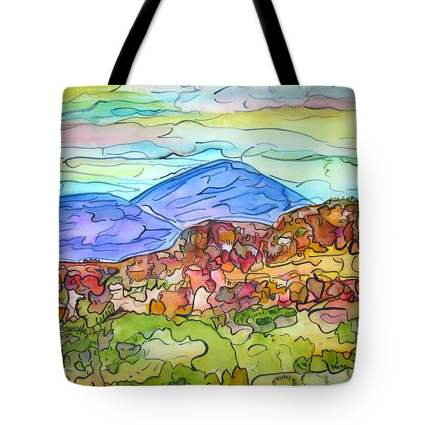 South Mesa Freestyle Tote Bag