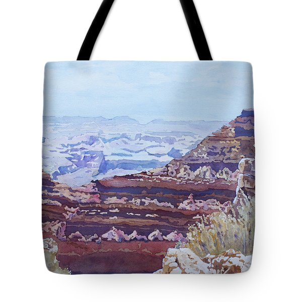 South Rim Color Tote Bag by Jenny Armitage