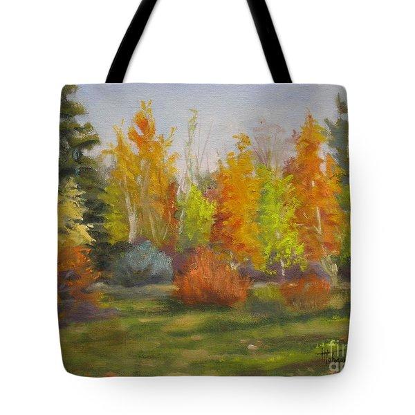 South Sask. Dr. Park Tote Bag by Mohamed Hirji